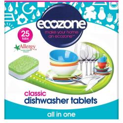 Tablety do umývačky riadu - Ecozone