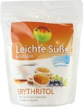 Sladidlo Erythritol bez kalórií - kryštálový