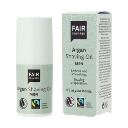 Arganový olej na holenie pre mužov