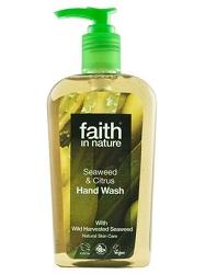 Tekuté mydlo morská riasa a citrusy