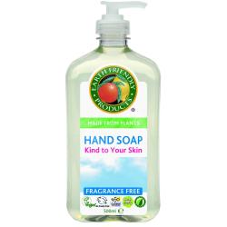 Tekuté mydlo bez vône