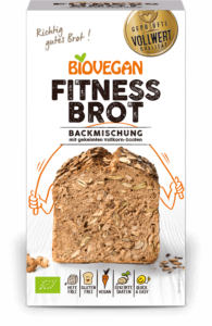 Bezlepková zmes na fitness chlieb