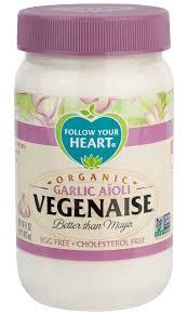 Vegenaise cesnaková BIO