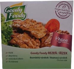 """Vegánske """"kuracie"""" plátky Goody Foody"""