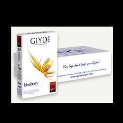 Kondóm ultra čučoriedka Glyde