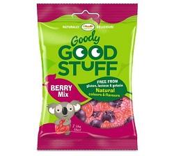 Gumové cukríky - berry mix