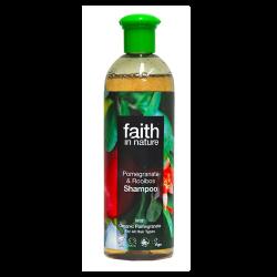 Šampón granátové jablko a rooibos