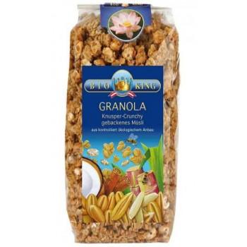 Chrumkavá granola