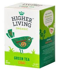 Zelený čaj Chai