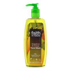 Tekuté mydlo grep a pomaranč