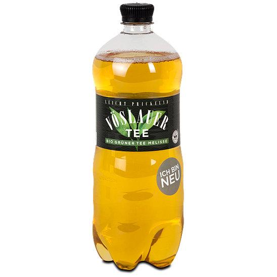 Zelený čaj - medovka sýtený