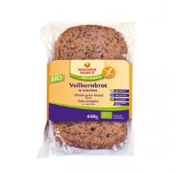 Celozrnný chlieb krájaný - bezlepkový