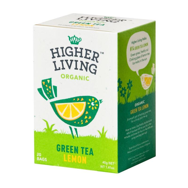 Zelený čaj s citrónom 40 g