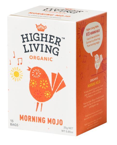Morning Mojo čaj