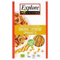 Sójové špageti BIO