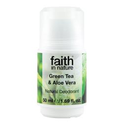 Deo roll-on zelený čaj a aloe vera