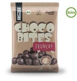Bezlepkové chrumky v čokoláde