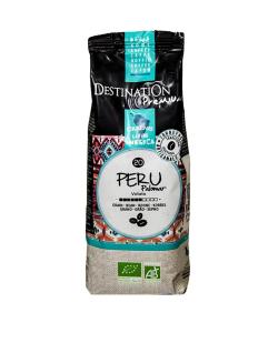 Mletá káva 100 % Arabica z Peru