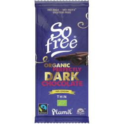 Tmavá 72% čokoláda So free