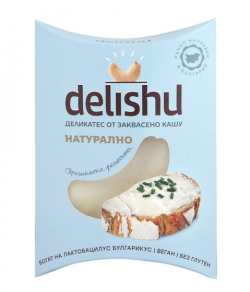 Kešu syr natural 100 g Delishu