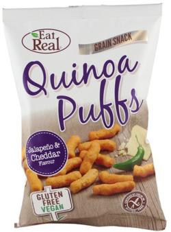 Quinoa chrumky jalapeňo a chedar 113 g