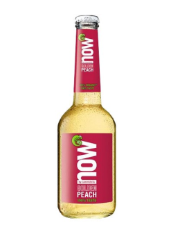 Nápoj Golden peach NOW