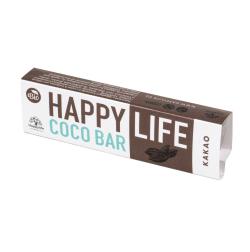 Kokosová tycinka kakao Happylife