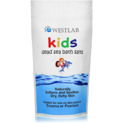 Soľ do kúpeľa pre deti