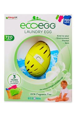 Pracie vajíčko bez vône