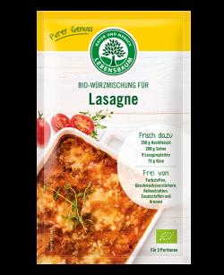 Bylinková zmes na Lasagne