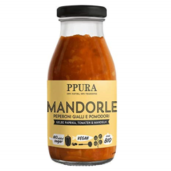 Paradajkovo-papriková salsa Mandorle