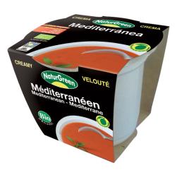 Mediteránska krémová polievka