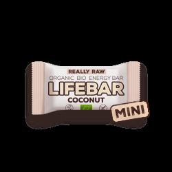 Kokosová raw tycinka Lifefood