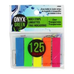 ONYX samolepiace oddelovače 125 ks