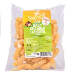 Kukurično-pšenové chrumky