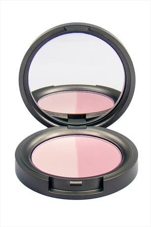 Minerálna lícenka duo Pink Blush