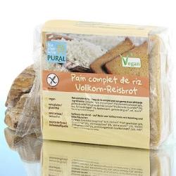 Bezlepkový chlieb Pural