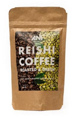 Arabica+zelená káva s reishi 100 g ANI