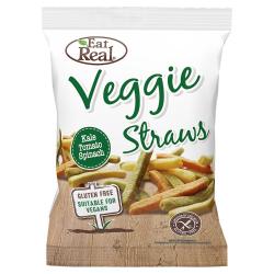 Zeleninové hranolky 45 g Eat Real