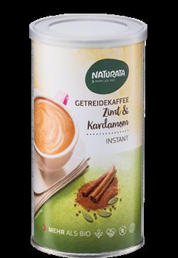 Obilninová káva škorica, kardamon