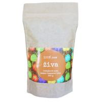 Živa kaša - kakao, kakaové bôby