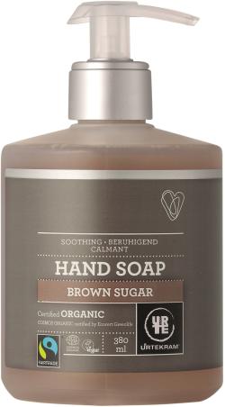 Tekuté mydlo BIO hnedý cukor