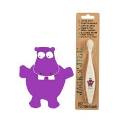 Zubná kefka pre deti - hrošík