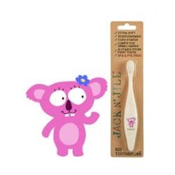 Zubná kefka pre  deti - koala