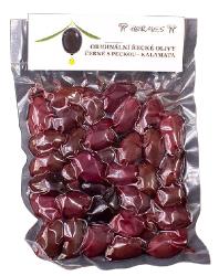 Olivy čierne s kôstkou