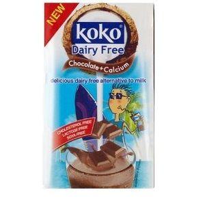 Kokosový nápoj čokoláda s vápnikom