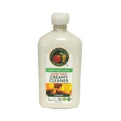 Krémový čistiaci prostriedok citrón