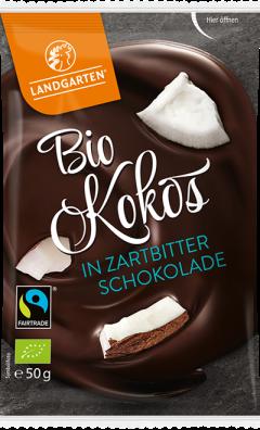Kokos v čokoláde Landgarten