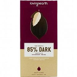 RAW čokoláda - tmavá 85%