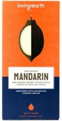 RAW čokoláda - mandarinková 80g